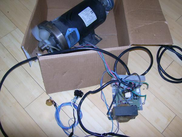 Tremendous Use A Treadmill Dc Drive Motor And Pwm Speed Controller For Powering Wiring Cloud Orsalboapumohammedshrineorg