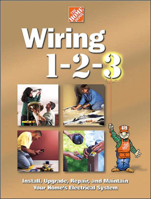 Fantastic Wiring 1 2 3 By The Home Depot Books Hardcover Barnes Noble Wiring Cloud Apomsimijknierdonabenoleattemohammedshrineorg