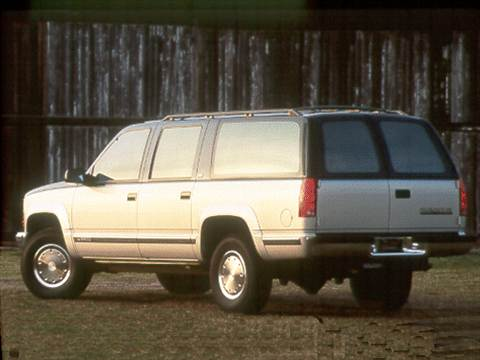 Magnificent 1993 Chevrolet Suburban 1500 Pricing Ratings Reviews Kelley Wiring Cloud Filiciilluminateatxorg