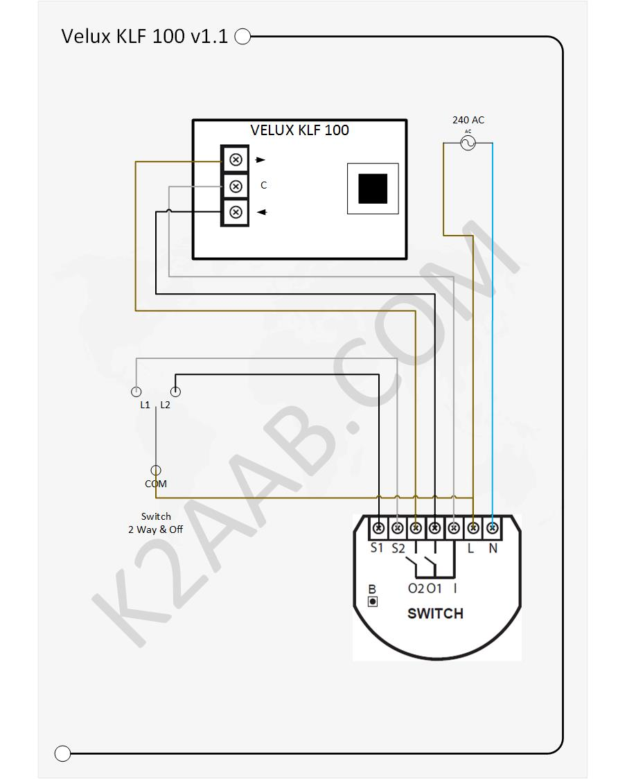 Groovy Velux Wiring Diagram General Wiring Diagram Data Wiring Cloud Xortanetembamohammedshrineorg