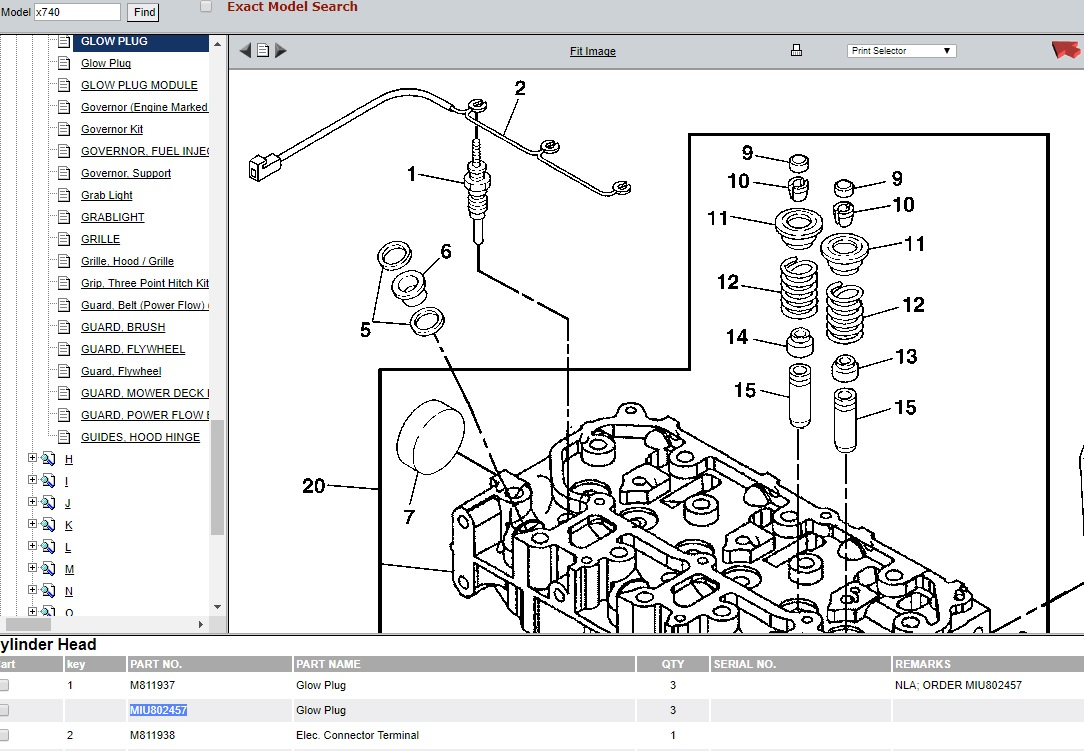 FW_7602] X740 John Deere Wiring Diagram Also John Deere Lt160 Wiring Diagram  Free Diagram