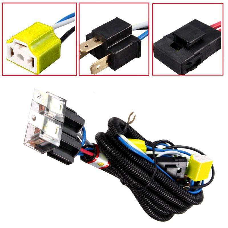 Phenomenal 2019 H4 Relay Harness Wire Halogen 2 Headlight Ceramic Controller Wiring Cloud Hisonepsysticxongrecoveryedborg