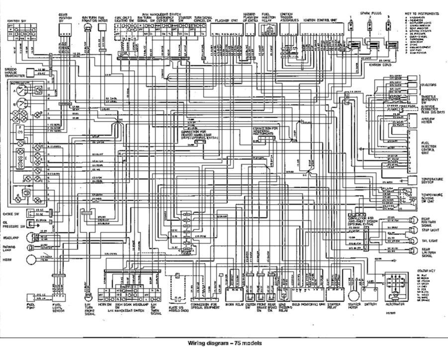 Wiring Diagram Gs 1150