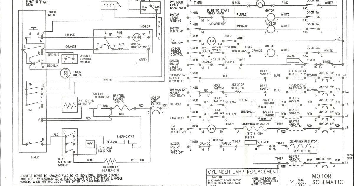 Fabulous Wiring Diagram Electric Dryer Wiring Diagram Data Wiring Cloud Hemtshollocom