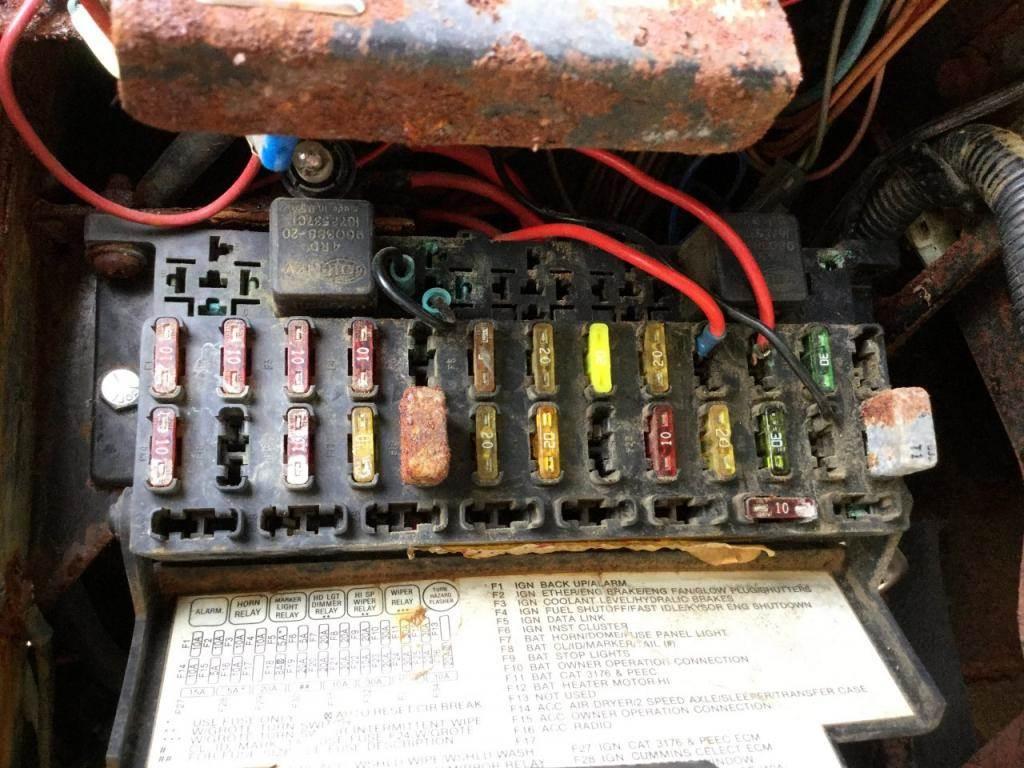 International Tractor Fuse Box | drab-global wiring diagram library |  drab-global.kivitour.itdrab-global.kivitour.it