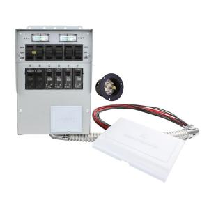 Miraculous Reliance Controls 30 Amp 10 Circuit Manual Transfer Switch 310A Wiring Cloud Grayisramohammedshrineorg