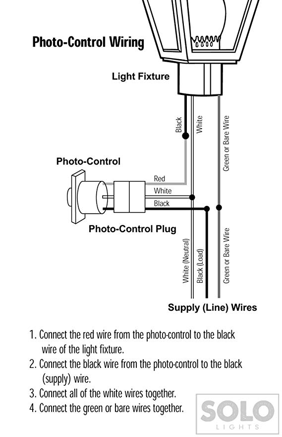 Wiring Diagram For A105 Photocell