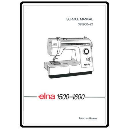 Elna 8000 9000 Diva Quilting /& Seam Guide