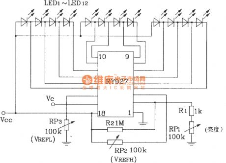 Fantastic Index 6 Led And Light Circuit Circuit Diagram Seekic Com Wiring Cloud Gufailluminateatxorg