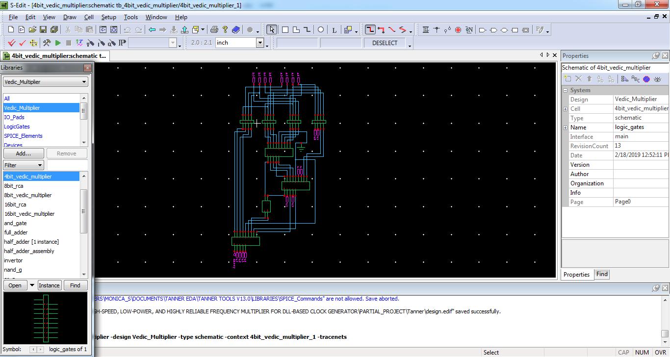 WC_4428 4 Bit Multiplier Logic Diagram Download Diagram