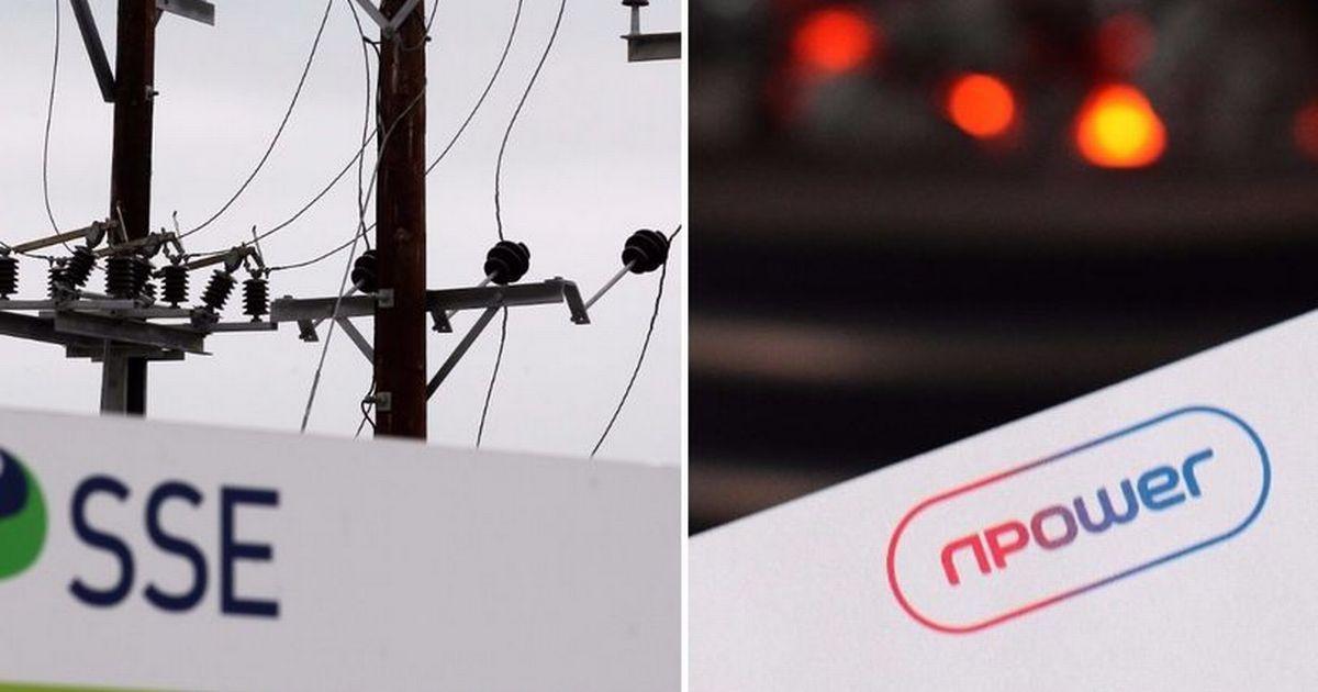 Surprising Sse Shares Hit By Npower Merger Delays Business Insider Wiring Cloud Cranvenetmohammedshrineorg
