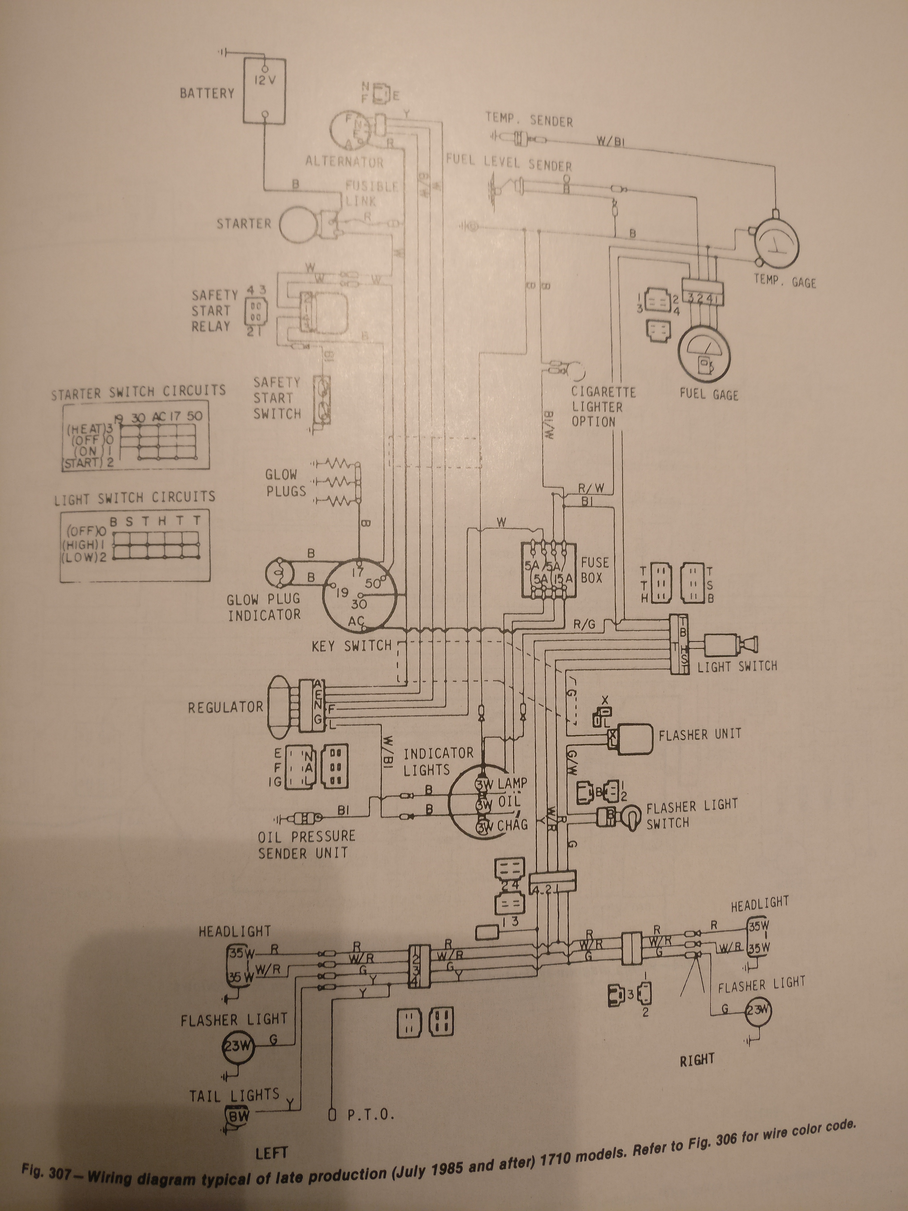 [DIAGRAM_38IS]  ZK_7847] 1984 Ford 1710 Wiring Diagram Schematic Wiring | 1984 Ford Tractor 1700 Wiring Diagram |  | Oupli Ical Vell Getap Xero Mohammedshrine Librar Wiring 101