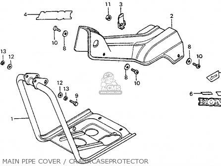 Bc 6317 79 Honda Ct90 Wiring Wiring Diagram