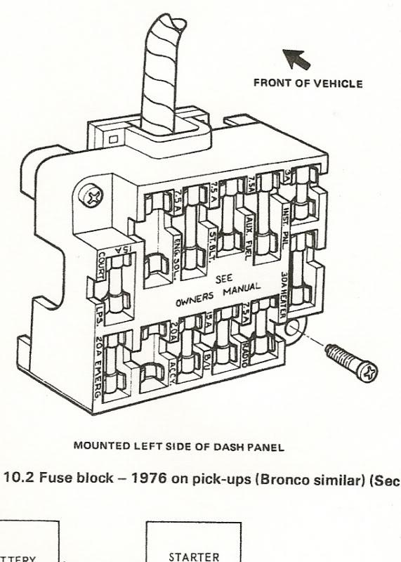 1978 Gmc Fuse Box Where Wiring Diagram Frankmotors Es