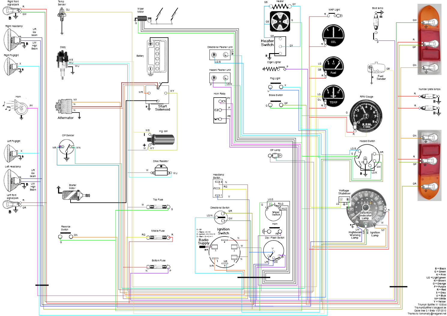 Triumph Tr6 Wiring Diagram - 2010 Xterra Engine Diagram for Wiring Diagram  SchematicsWiring Diagram Schematics