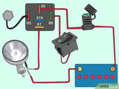 BR_7435] 100 Watt Spotlight Wiring Diagram Wiring Diagram   Spotlight Wiring Diagram 100 Series Landcruiser      Oidei Hapolo Vesi Mohammedshrine Librar Wiring 101