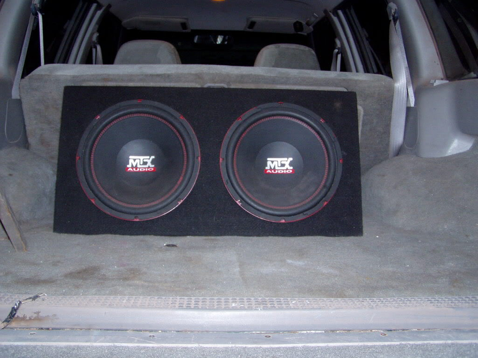 Strange 2 12 In Mtx Subs And A 1200 Watt Amp 200 Great Lakes 4X4 The Wiring Cloud Timewinrebemohammedshrineorg