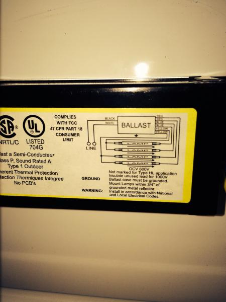 Nx 9805 Wiring A 4 Lamp Ballast For 3 Lamps Wiring Diagram