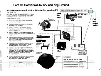 12V Ford 8N 12 Volt Conversion Wiring Diagram from static-assets.imageservice.cloud