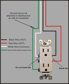 Miraculous 48 Best Wiring A Switch And Light Images Electrical Outlets Wiring Cloud Picalendutblikvittorg