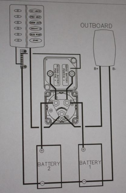 Mo 6600 Wiring Diagram For Bep Marine Battery Switch