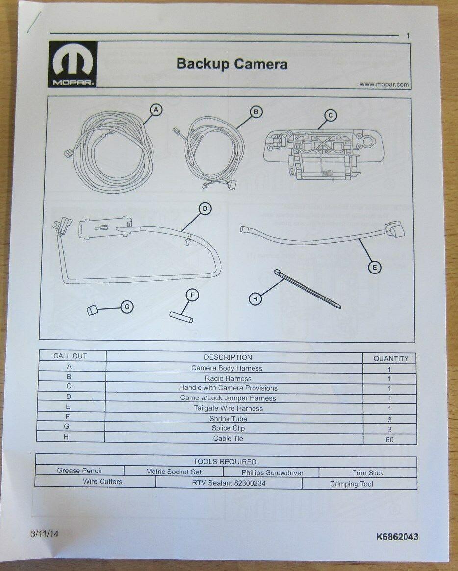 2014 Dodge Ram 1500 Back Up Camera Wiring Diagram - 737 Fuselage Diagram -  wire-diag.yenpancane.jeanjaures37.fr | 2014 Ram Backup Camera Wiring Diagram |  | Wiring Diagram Resource