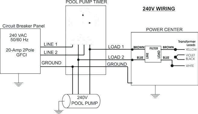 Lz 1392 Pool Pump Timer Wiring Diagram Also Pool Pump Timer Wiring Diagram Wiring Diagram
