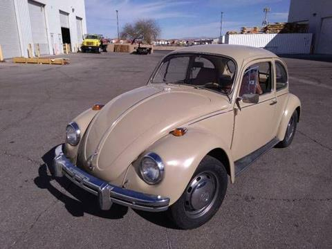 Fantastic Used 1969 Volkswagen Beetle For Sale Carsforsale Com Wiring Cloud Uslyletkolfr09Org