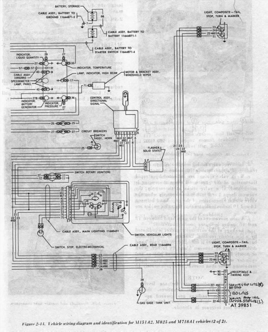 M38a1 Online Wiring Diagram