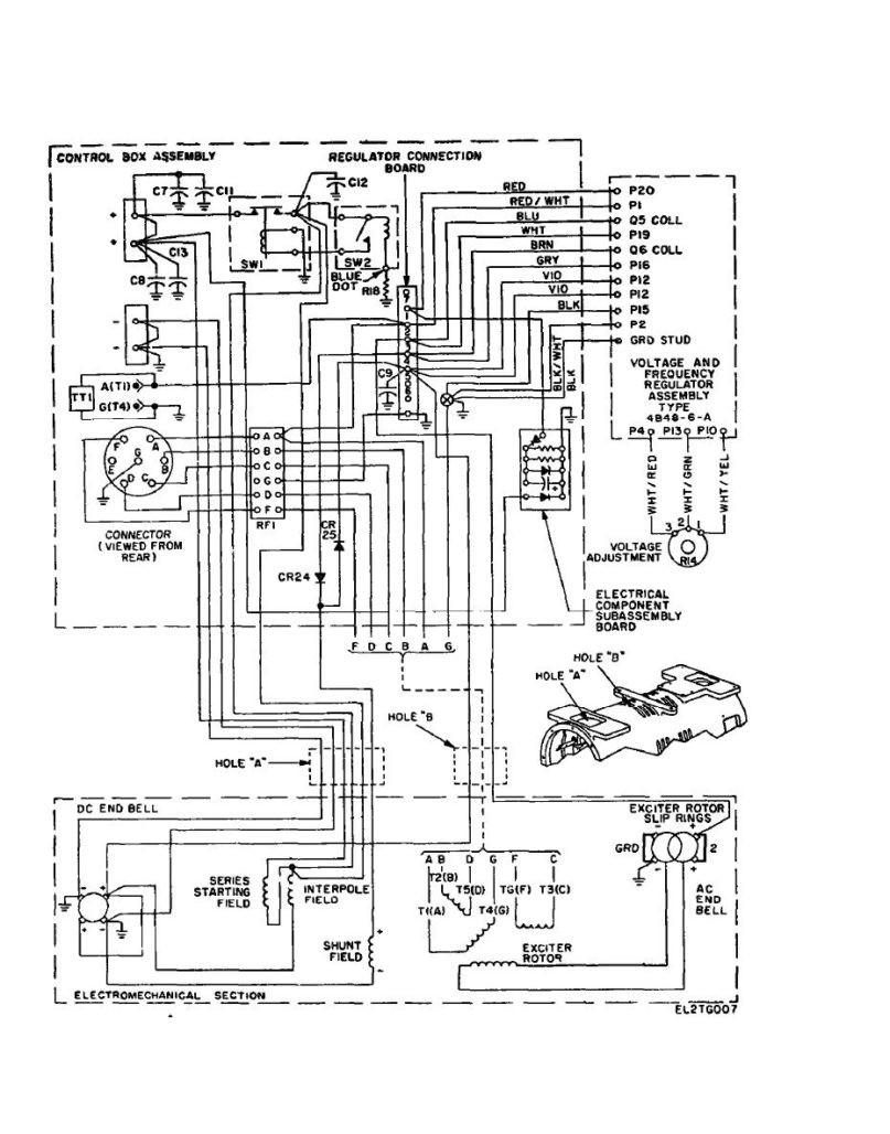 Honda Dx5000se Wiring Diagram