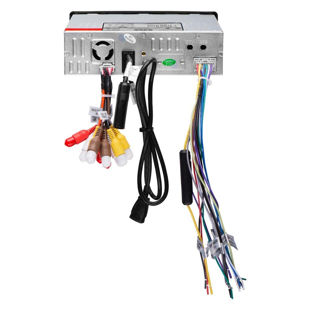 Boss Dvd Car Stereo Wiring Diagram   40 Chevy S 40 Wiring ...