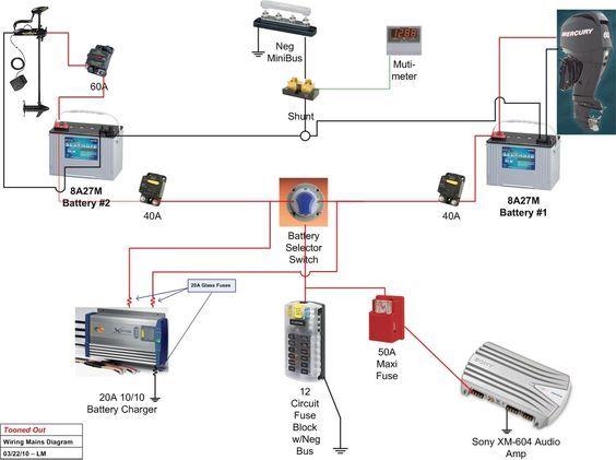 yamaha jet boat dual battery wiring diagram marine wiring chart wiring diagram data  marine wiring chart wiring diagram data