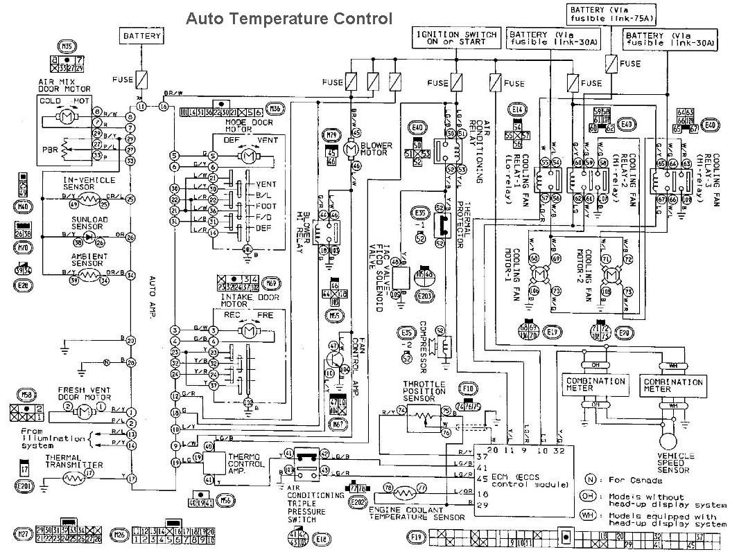 nissan frontier wiring schematic sg 2642  nissan pathfinder electrical wiring diagram manualgo to  nissan pathfinder electrical wiring