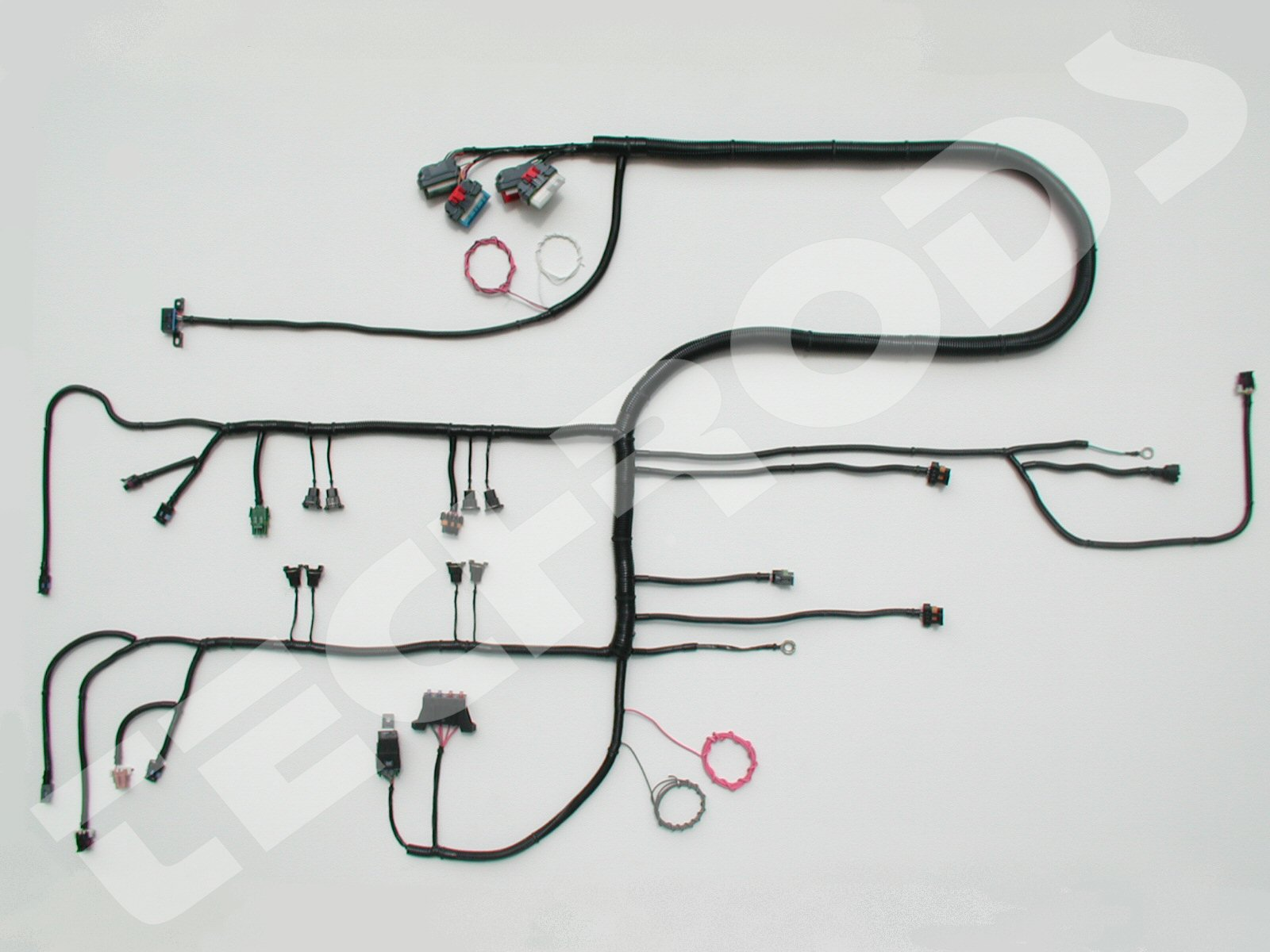 NC_1940] Exploded View Lt1 Wiring Harness Schematic WiringWww Mohammedshrine Librar Wiring 101