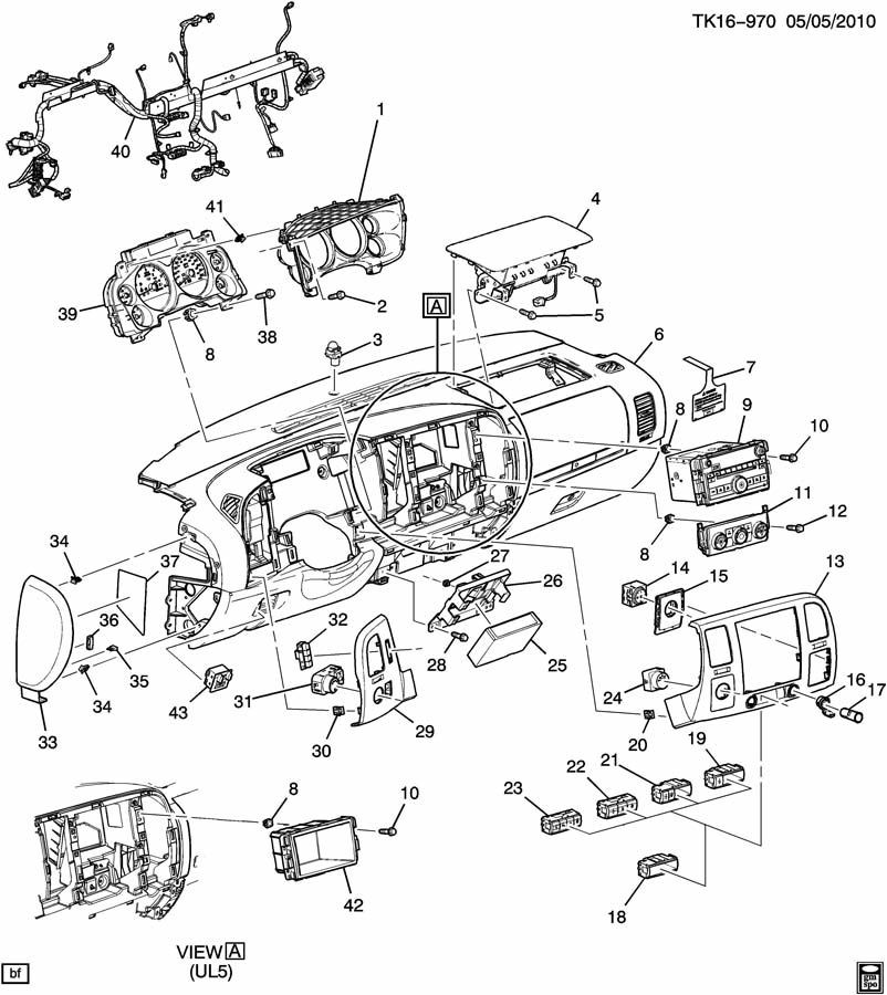 LT_9936] 2010 Chevy Silverado Parts Diagram Wiring Diagram