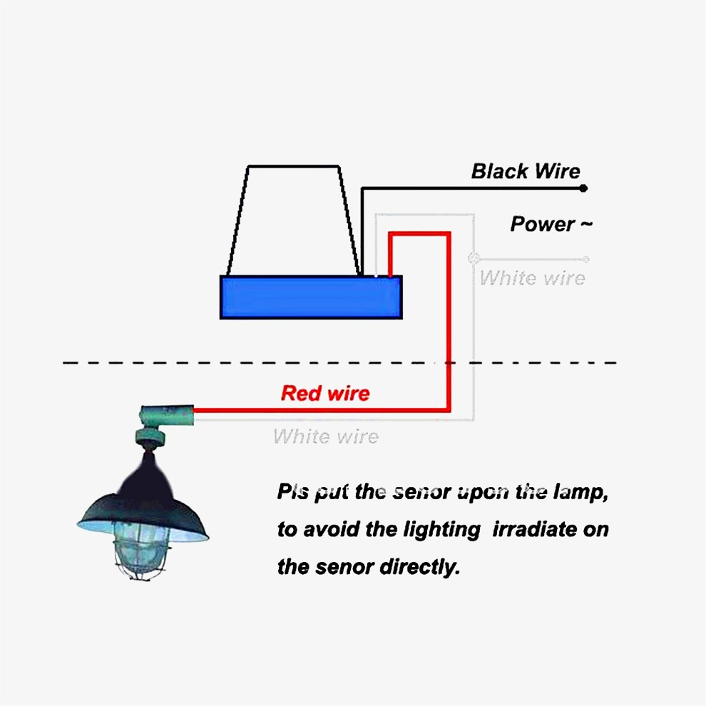 photocell wiring schematic rk 8353  fixture together with on photocell flood light ballast  photocell flood light ballast