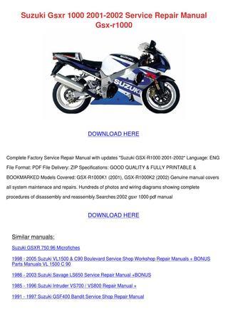 OG_9886] 2001 Suzuki Gsxr 1000 Wiring Diagram Schematic WiringEpete Gue45 Mohammedshrine Librar Wiring 101