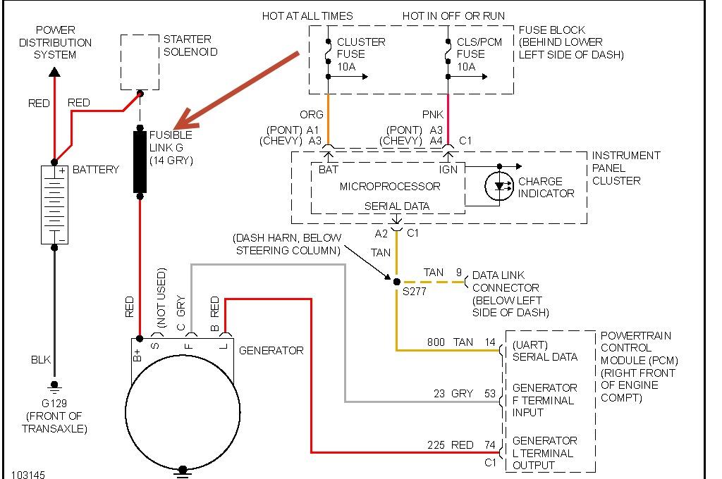 [DIAGRAM] Pontiac Sunfire Headlight Wiring Diagram FULL ...