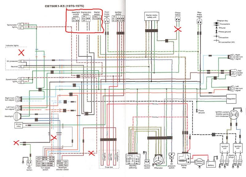 Cb750 F1 Wiring Diagram - 2005 Gmc Sierra Fuse Box Diagram for Wiring  Diagram SchematicsWiring Diagram Schematics