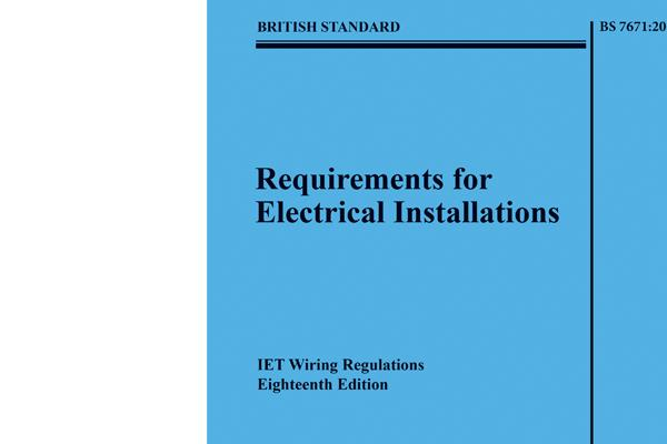 Brilliant Iet Bsi Announce Official Changes Included In 18Th Wiring Cloud Filiciilluminateatxorg