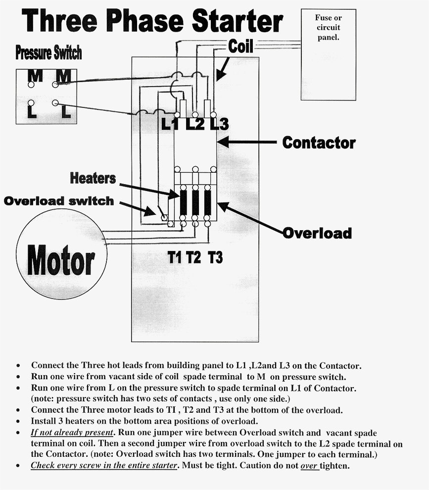 3 Phase Isolator Switch Wiring Diagram