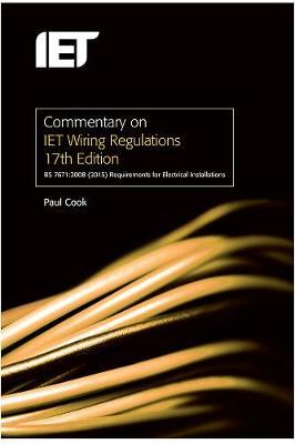Astonishing Commentary On Iet Wiring Regulations 17Th Edition Bs 7671 2008 A3 Wiring Cloud Unhoicandsaprexeroixtuhyedimohammedshrineorg