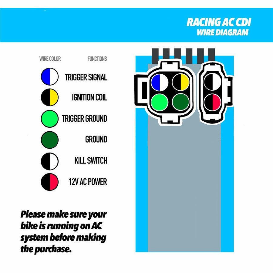 Chinese 6 Pin Cdi Wiring Diagram