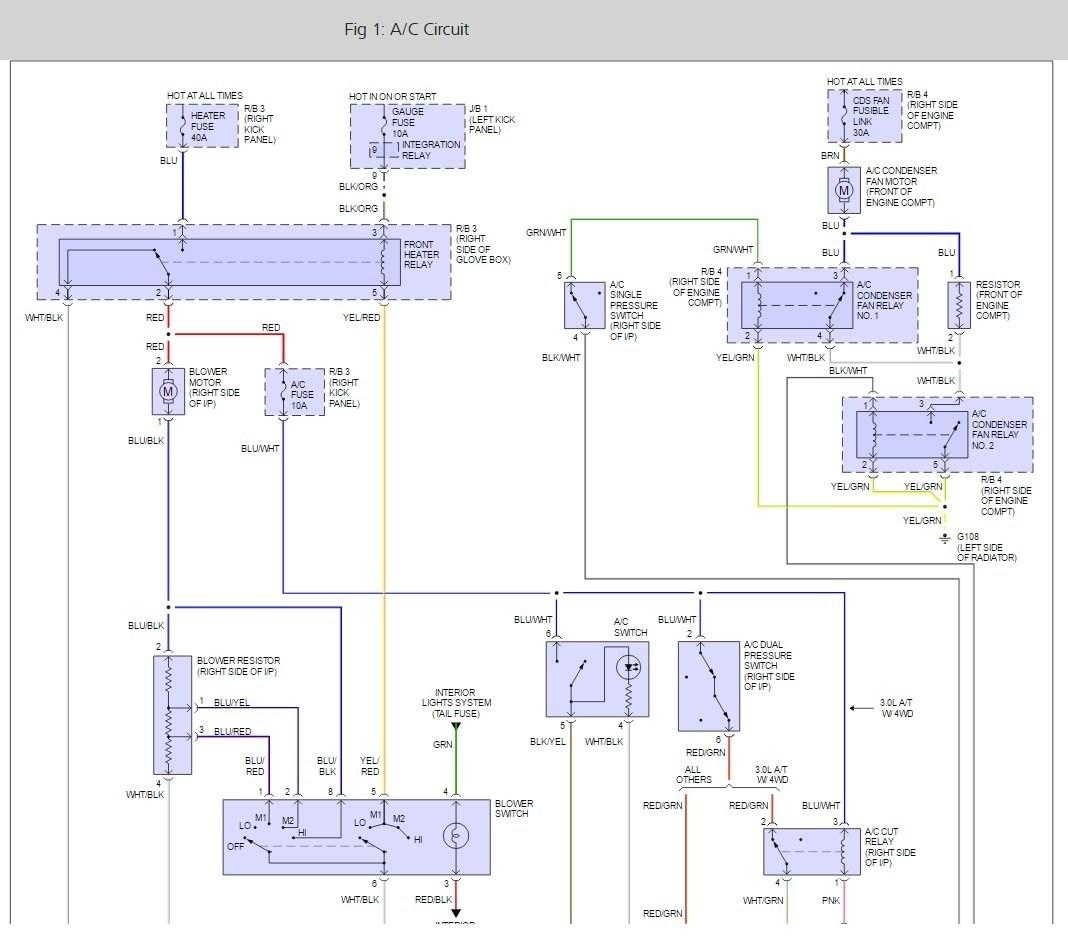 Hilux Wiring Diagram