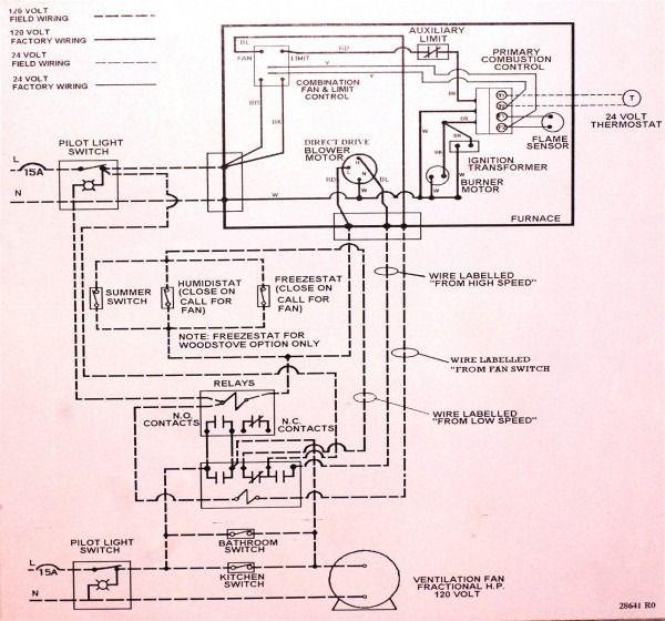 wiring diagram older furnace wh 6076  gas furnace wiring diagram gas furnace wiring diagram  wh 6076  gas furnace wiring diagram gas