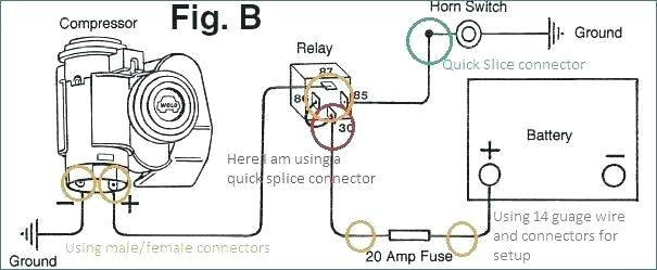 Ga 7909 Horn Relay Wiring Diagram On Diagram Of A Car With