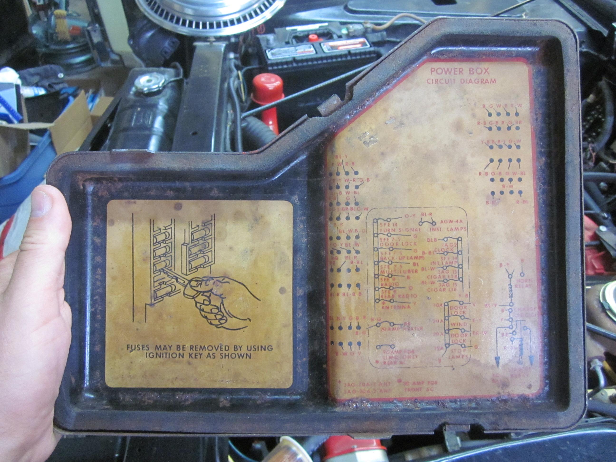 1969 Ford Thunderbird Fuse Box Wiring Diagram View A View A Zaafran It
