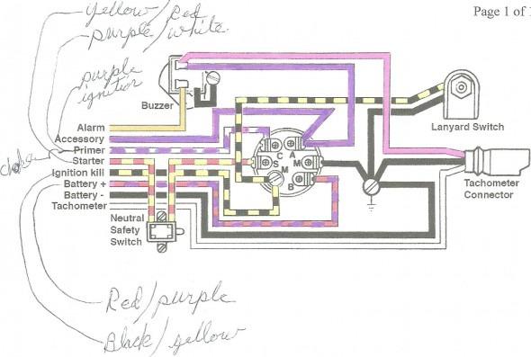 Gh 1774 Joyner Starter Switch Wire Diagram Schematic Wiring
