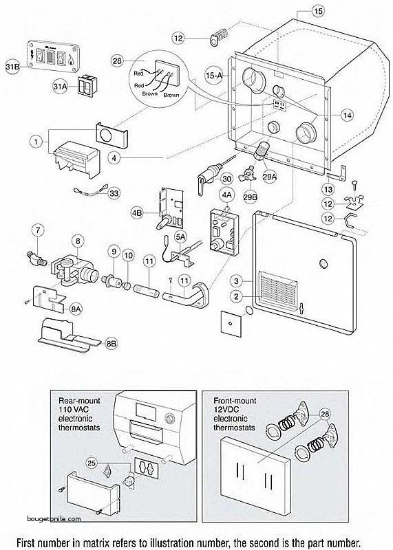 rr9821 suburban water heater wiring diagram free diagram