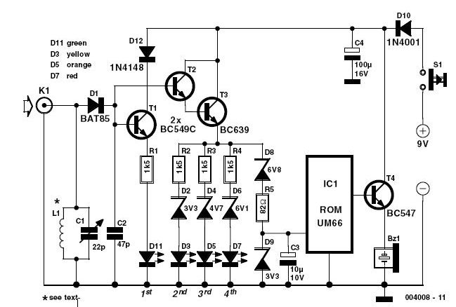 Phenomenal Simple Rf Detector Circuit Audio Amplifier Schematic Circuits Wiring Cloud Monangrecoveryedborg